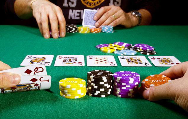 Mains de départ au Texas Hold'em