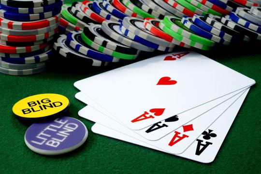 Règles du Texas Holdem